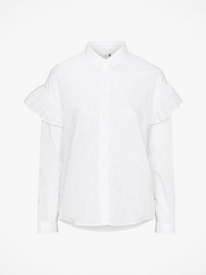 Lee Skjorta Ruffle Shirt