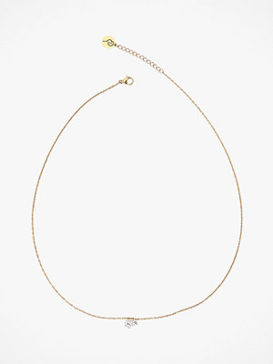 Edblad smycke Halsband Crown Necklace Double Gold