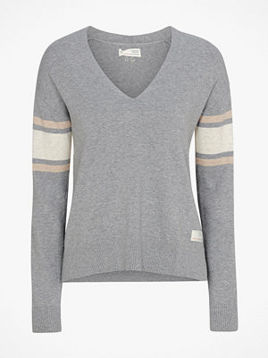 Odd Molly Tröja Borderlands V-neck Sweater
