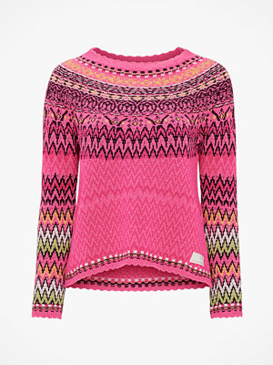 Odd Molly Tröja Vivid Vibration Sweater