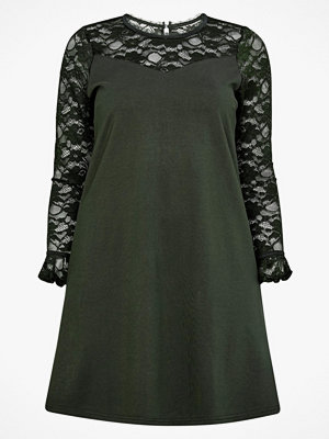 Zizzi Klänning MHitta L/S Dress