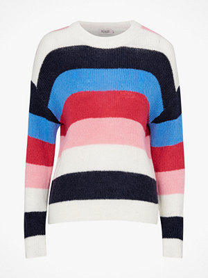 Soaked in Luxury Tröja Frida Striped Pullover LS