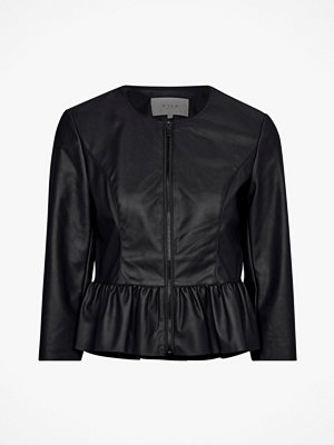 Vila Jacka viZozo Faux Leather Jacket