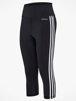 adidas Sport Performance Träningstights Design 2 Move 3-stripes 3/4 Tights
