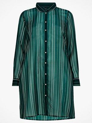 Zizzi Skjorta XMarley L/S Long Shirt