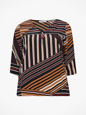Paprika Blus Striped