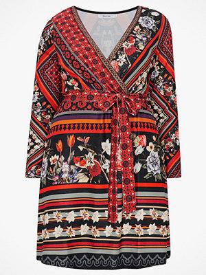 Paprika Klänning Ethnic Print Dress