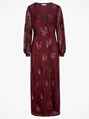 Vila Maxiklänning viCher L/S Maxi Dress