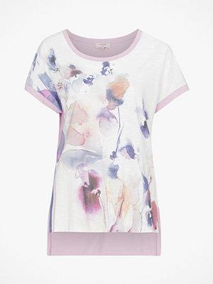 Cream Topp Lavenie Tshirt