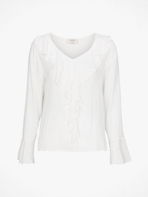 Cream Blus Sif Blouse