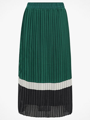 Vero Moda Kjol vmYasmin N/W Pleat Skirt
