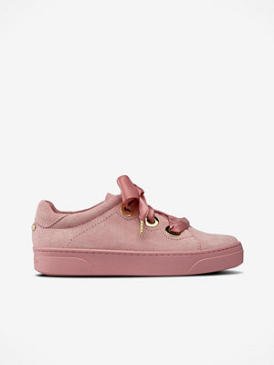Agnes Cecilia Sneakers Golden Eyelets