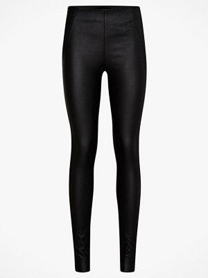Object Leggings objBelle MW Coated Leggings