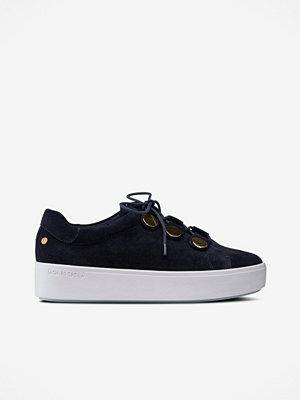 Agnes Cecilia Sneakers Golden Details