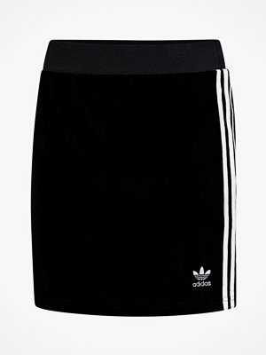Adidas Originals Kjol 3-stripes Skirt i velour
