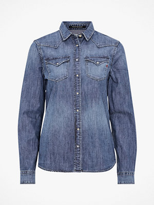 Replay Jeansskjorta Camicia