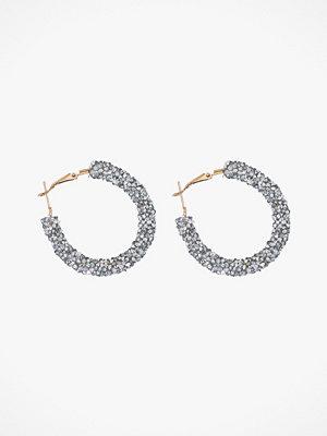 Pieces smycke Örhängen pcNinta Hoop Earrings D2D