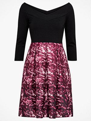 Anna Field Klänning med blommönstrad kjol