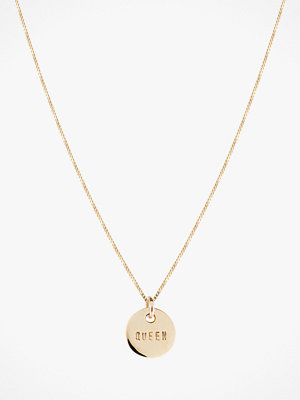 Emma Israelsson smycke Halsband Queen Coin Necklace