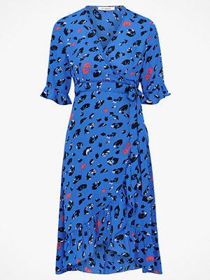 co'couture Omlottklänning Wild Animal Wrap Dress