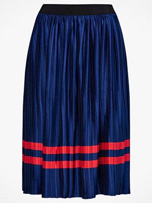 Saint Tropez Kjol Plisse Skirt Stripe