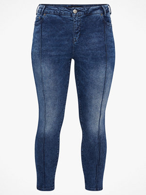 Zizzi Jeans Cropped Nille Extra Slim