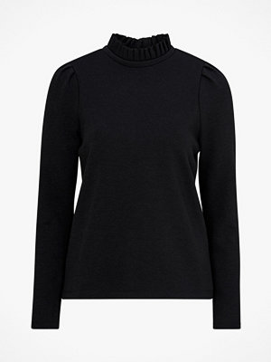Tröjor - Vero Moda Sweatshirt vmForest LS Pleat Sweat
