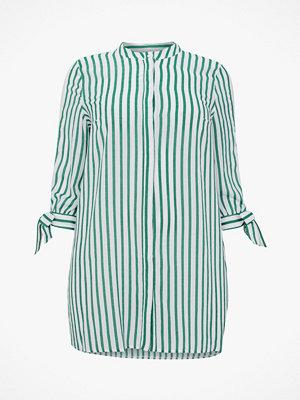 Tunikor - Only Carmakoma Tunika carBlueberry 3/4 Sleeve Long Shirt