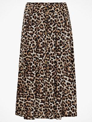 Vila Kjol viLeoletta Skirt Leopard