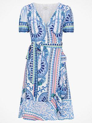 Festklänningar - By Malina Omlottklänning Alba Mini Dress