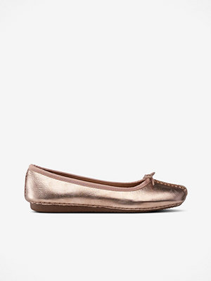 Clarks Ballerinaskor Freckle Ice