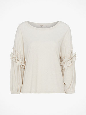 Cream Topp Catalina Blouse
