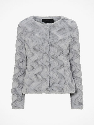 Vero Moda Fuskpäls vmCurl Short Fake Fur Jacket