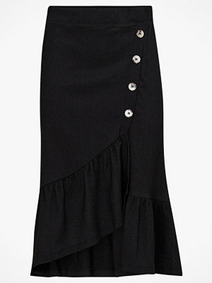 Vero Moda Kjol vmEmily Button Wrap Skirt
