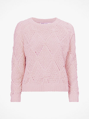 Only Tröja onlYasmin L/S Structure Pullover