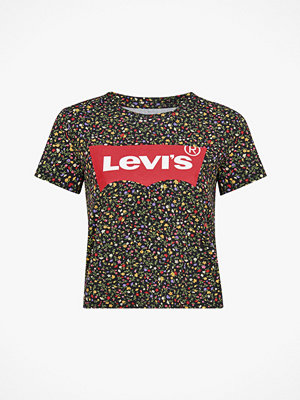 Levi's Topp Graphic Cropped Tee