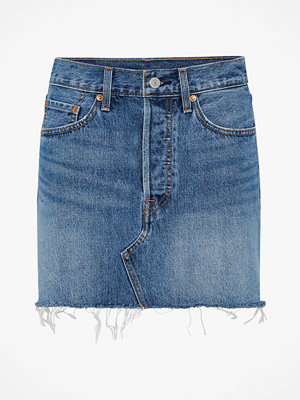 Levi's Jeanskjol Deconstructed Mini Skirt
