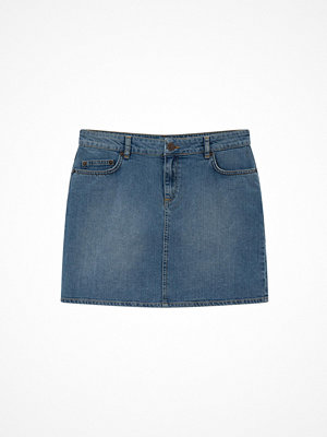 Lexington Jeanskjol Alexa Blue Denim Skirt