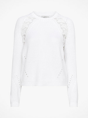 Only Tröja onlMaga L/S Lace Pullover