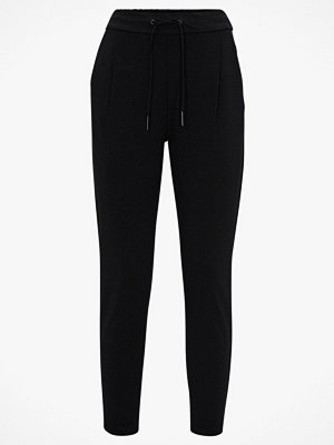 Vero Moda Byxor vmEva Mr Loose String Pants svarta