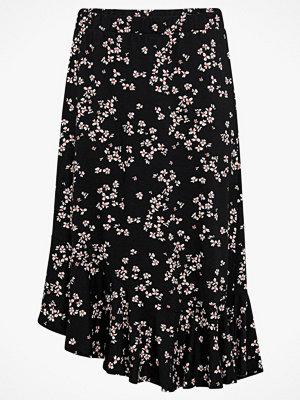 Vero Moda Kjol vmBloom Aop Frill Skirt