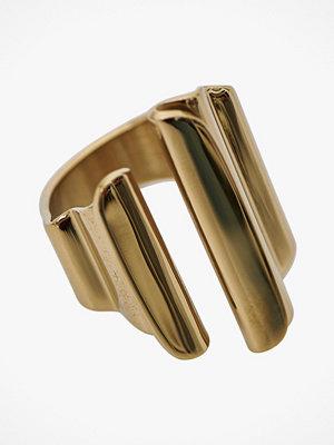 Dyrberg/Kern smycke Ring Danita Pleat IIII