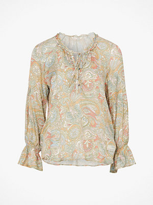 Odd Molly Blus Deep Groove Garden L/S Blouse