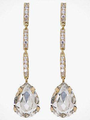 SNÖ of Sweden smycke Örhängen Earring Birgit Long