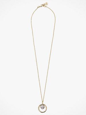 SNÖ of Sweden smycke Halsband Caroline Globe Pendant