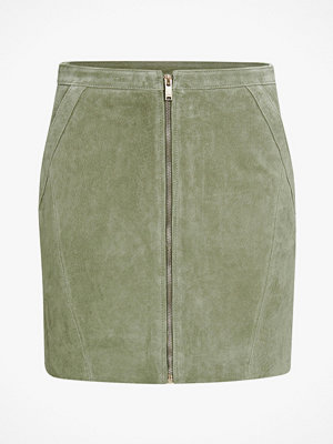 Only Kjol onlCamara Suede Skirt