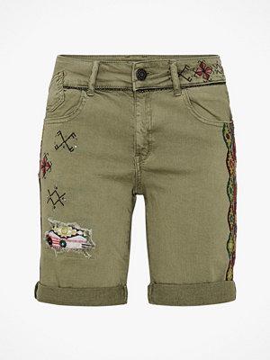 Shorts & kortbyxor - Desigual Jeansshorts Essauira