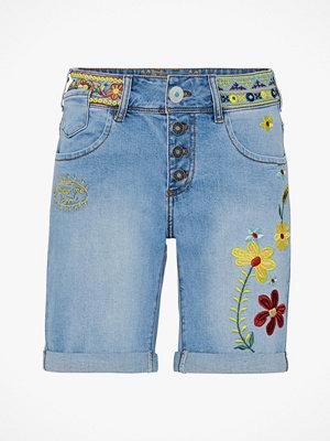 Shorts & kortbyxor - Desigual Jeansshorts Habana