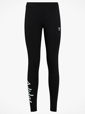 Adidas Originals Tights i mjuk stretchtrikå
