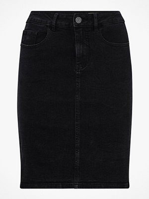 Vero Moda Jeanskjol vmHot Nine HW DNM Pencil Skirt